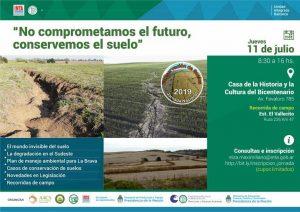 No comprometamos el futuro, conservemos el suelo @ Inta Balcarce